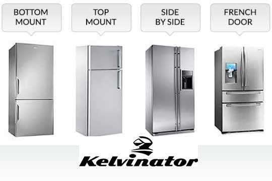 Kelvinator fridge repairs