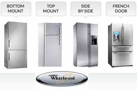 Whirlpool fridge repairs